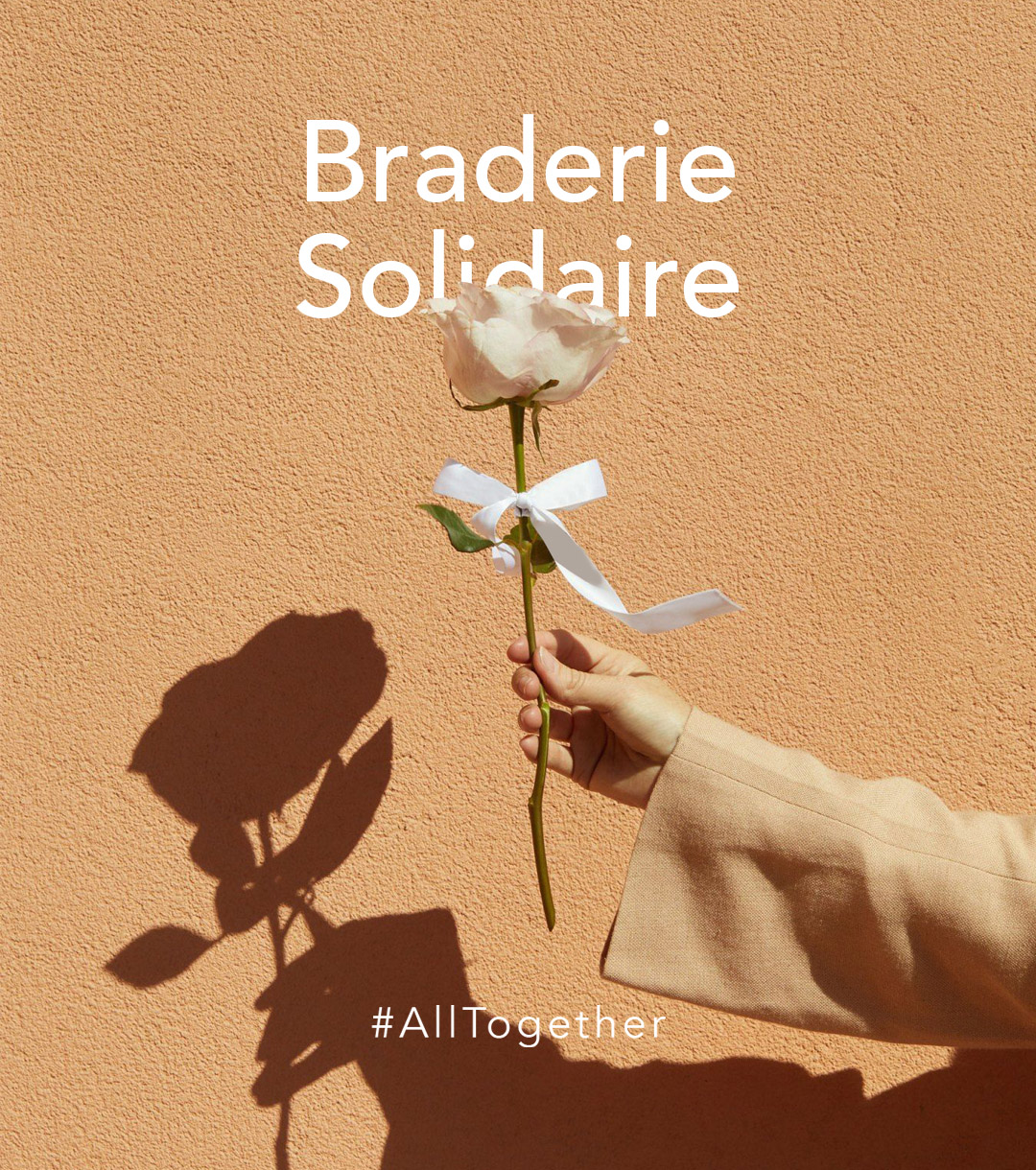 #AllTogether - La braderie solidaire revient